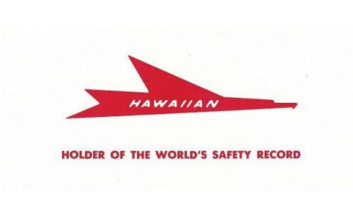 Hawaiian Airlines Logo-1966