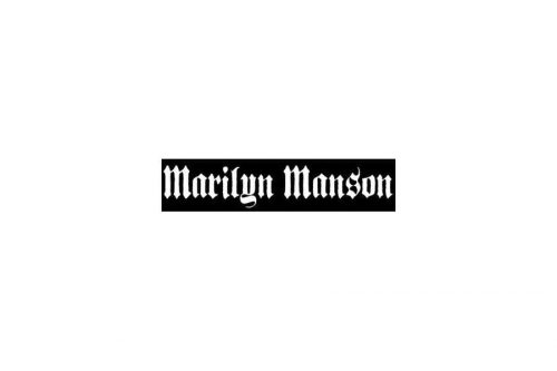 Marilyn Manson Logo 1994