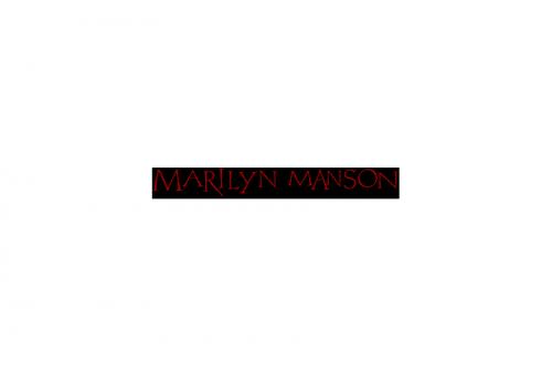 Marilyn Manson Logo 2007