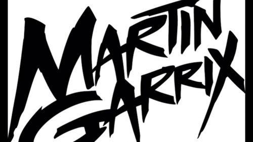 Martin Garrix Logo 2012