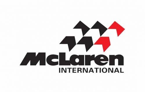 McLaren Logo 1981