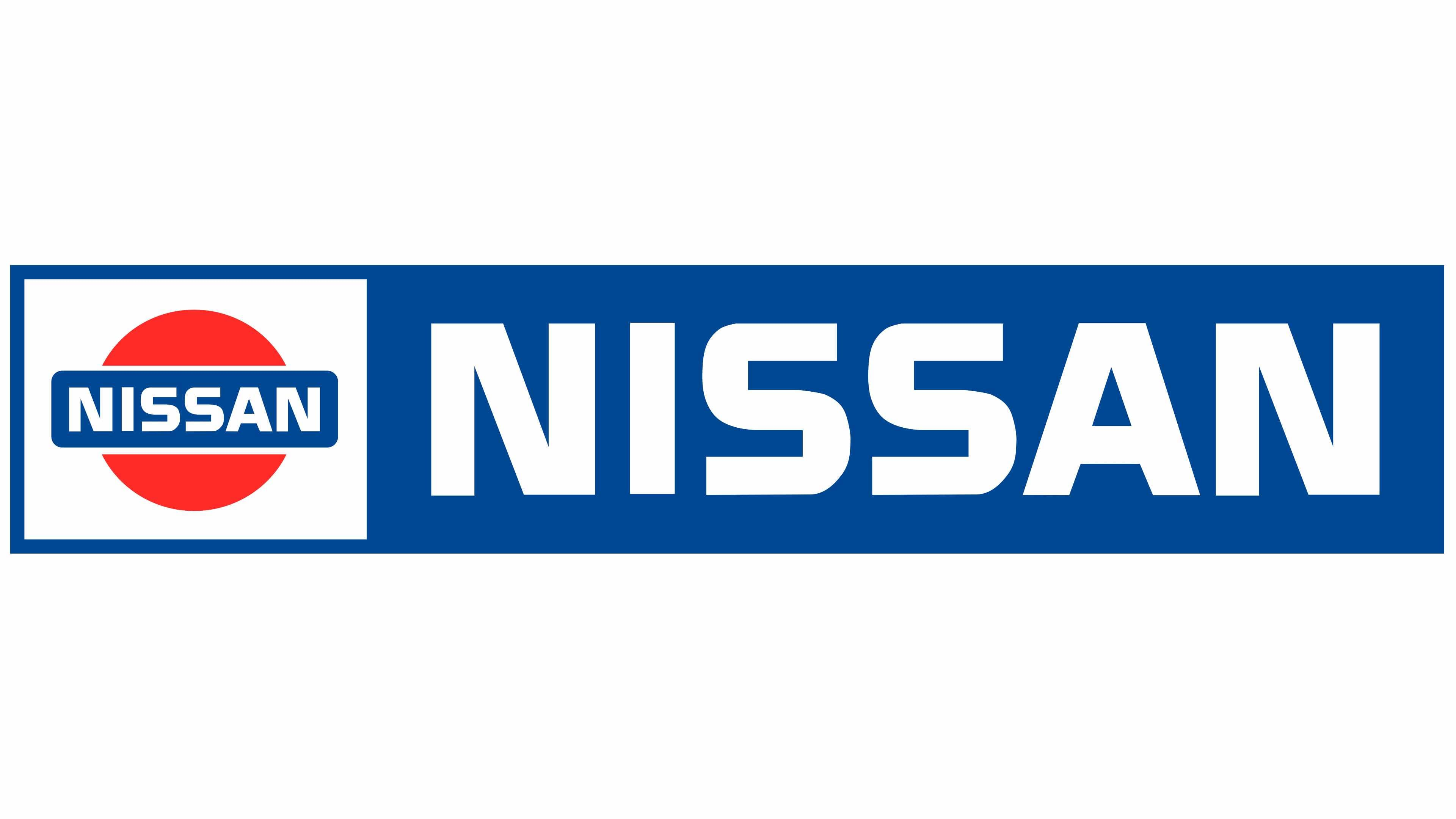 Nissan Logo Evolution History And Meaning
