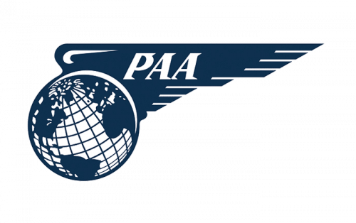 Pan American World Airways Logo-1944