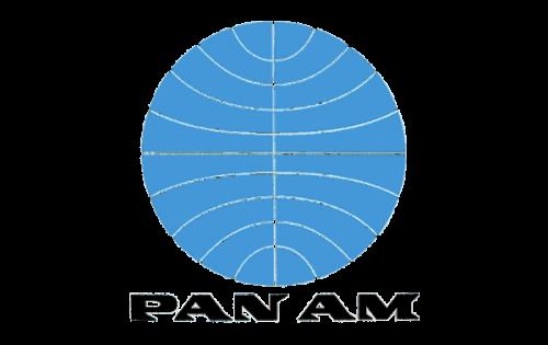 Pan American World Airways Logo-1955