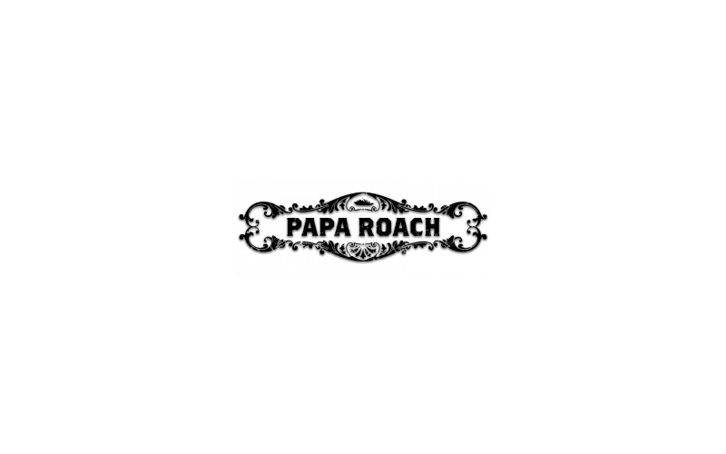 Papa Roach Logo 2004
