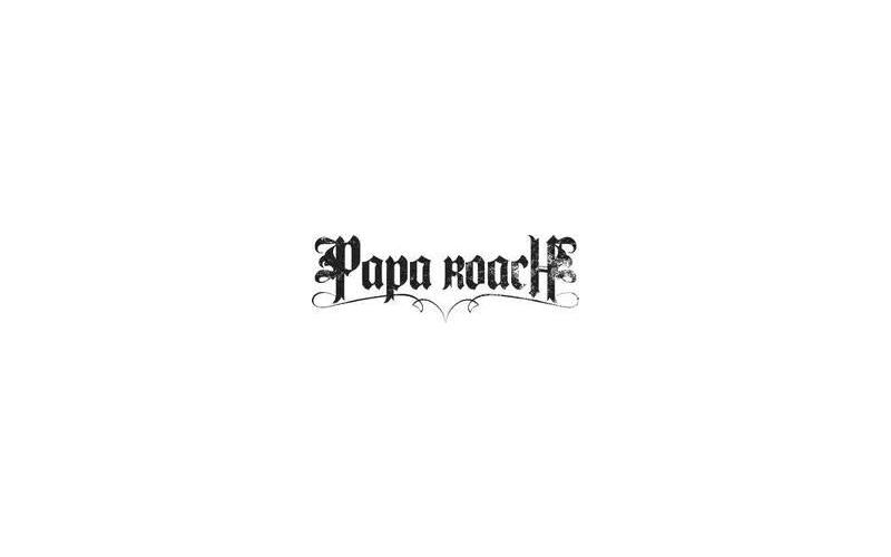 Papa Roach Logo 2006