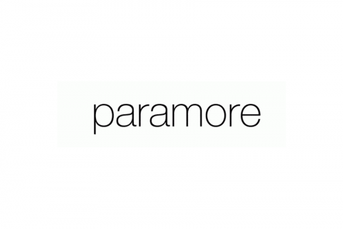 Paramore Logo 2004