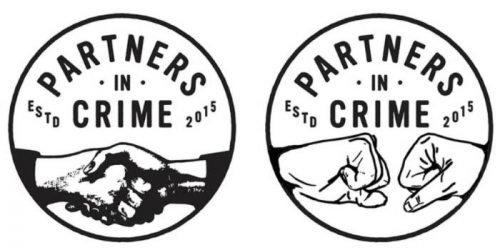 Partners Crime logo Coronavirus