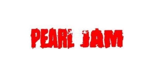 Pearl Jam Logo 1991