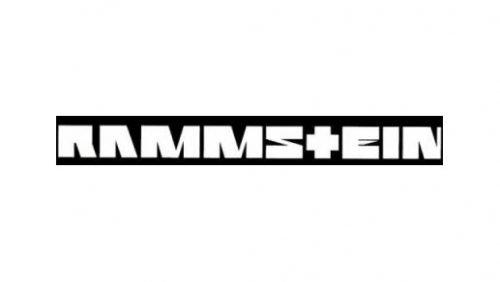 Rammstein Logo-1995