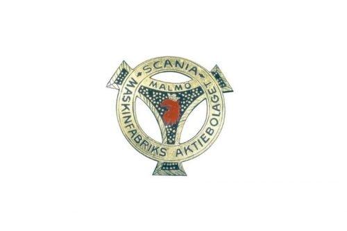 Scania Logo 1901