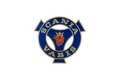 Scania Logo 1954