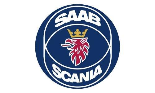 Scania Logo 1984