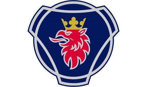 Scania Logo 1995