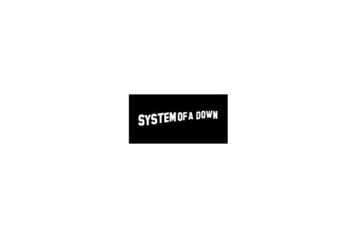 System of a Down Logo 2001