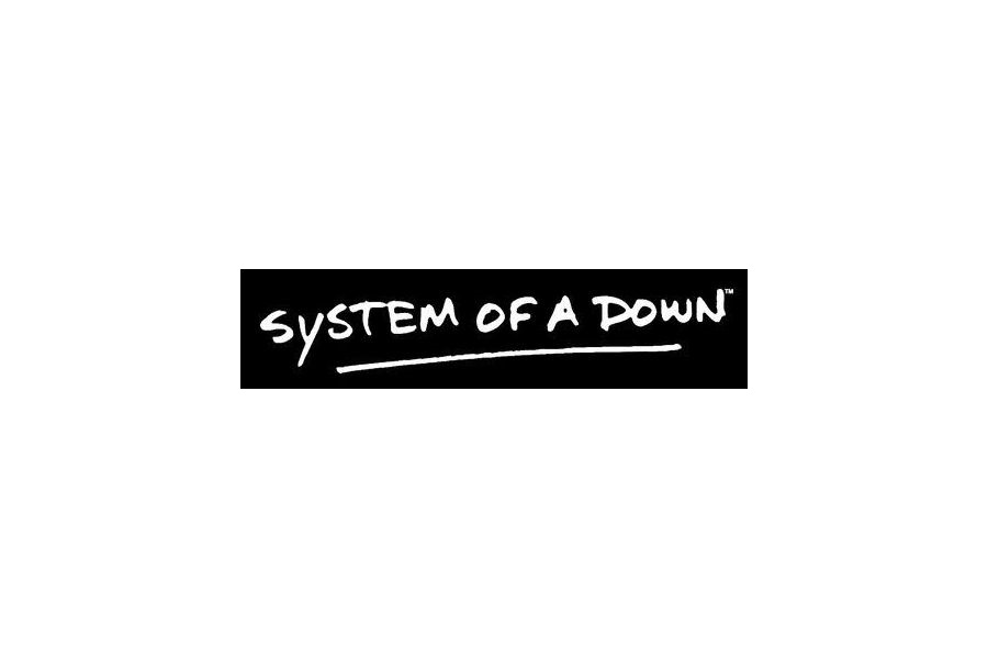 System of a Down Logo 2002