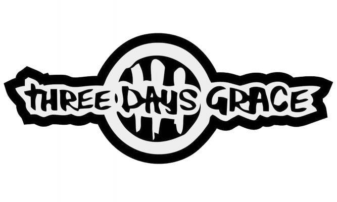 Three days grace logo 2003