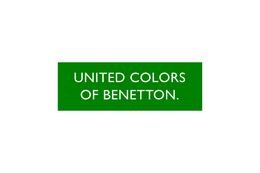 United Colors of Benetton Logo 1989