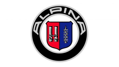 Alpina emblem