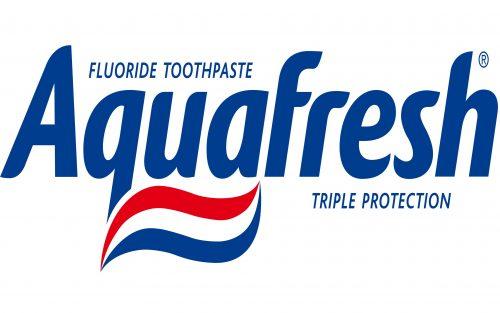 Aquafresh Logo 1998