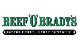 Beef'O'Brady's Bowl Logo