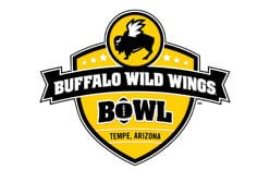 Buffalo Wild Wings Bowl Logo