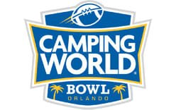 Camping World Bowl Logo