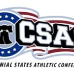 Colonial States Athletic Conference Logo