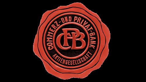 Commerzbank Logo 1920-1957