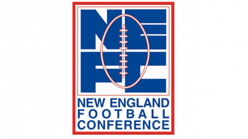 Commonwealth Coast Football (New England Football Conference) Logo