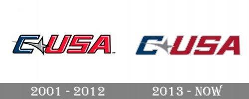 Conference USA Logo history