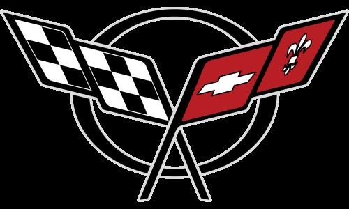 Corvette Logo 1997