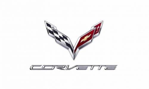 Corvette Logo 2004
