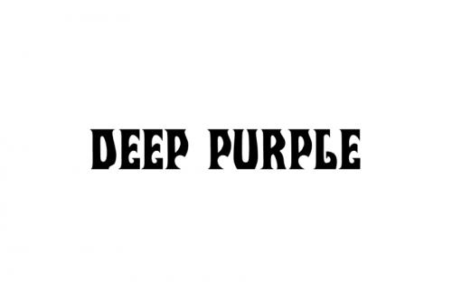 Deep Purple Logo 1968