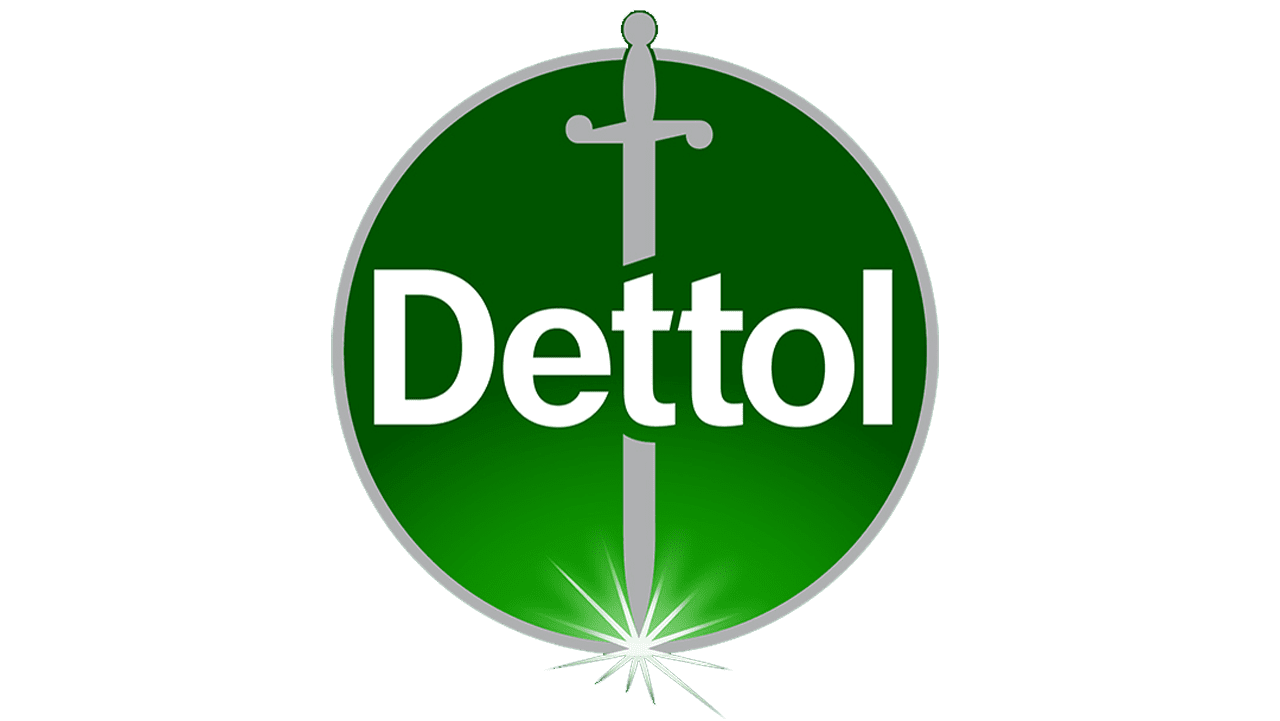 Dettol Logo | evolution history and meaning, PNG