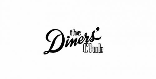 Diners Club International Logo 1950