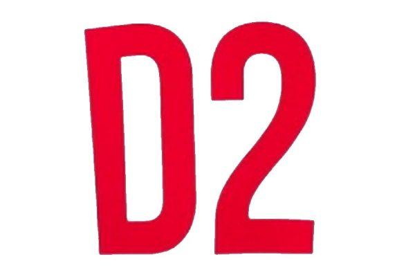 Dsquared2 emblem