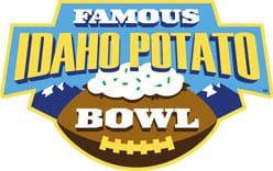 Famous Idaho Potato Bowl Logo