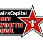 Fort Worth Bowl Logo