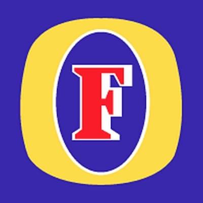 Fosters Logo 2001