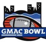 GMAC Bowl Logo