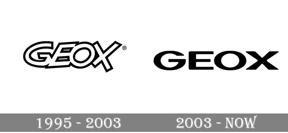 cosecha Casarse estornudar  Geox Logo | evolution history and meaning, PNG
