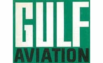 Gulf Air Logo 1970
