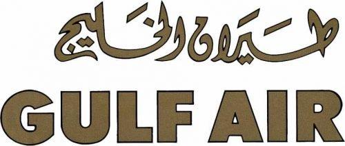 Gulf Air Logo 1978