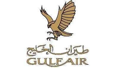 Gulf Air Logo 1983