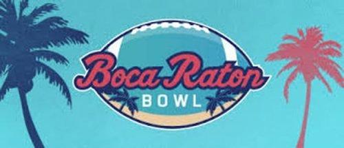 Logo Boca Raton Bowl