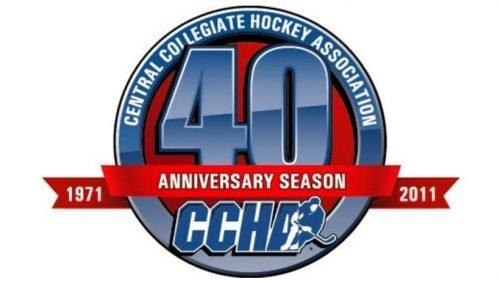 Logo Central Collegiate Hockey Association (CCHA)