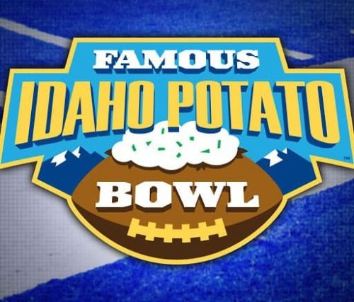 Logo Famous Idaho Potato Bowl