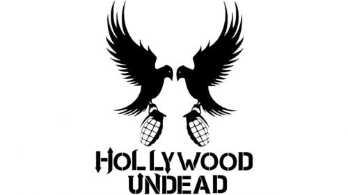 Logo Hollywood Undead