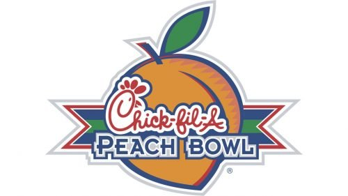 Logo Peach Bowl